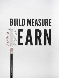 Learn earn graphic
